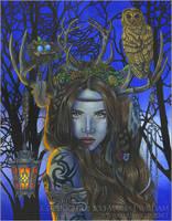 Gaia by MJWilliam