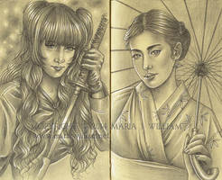 Sketchbook 45: Sparkle, Glow by MJWilliam