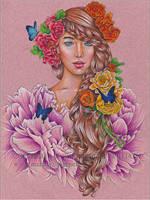 Flora by MJWilliam