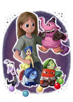 Inside Out Friends by Lillidan86