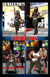 AWF PSN Issue # 3 Page 4 by SilverBolt14