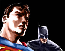 World's Finest by irvintustin