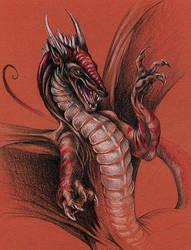 Nightstrike's dragon, 2002 by caramitten