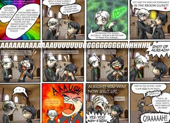 Harry versus Draco by Nilessa