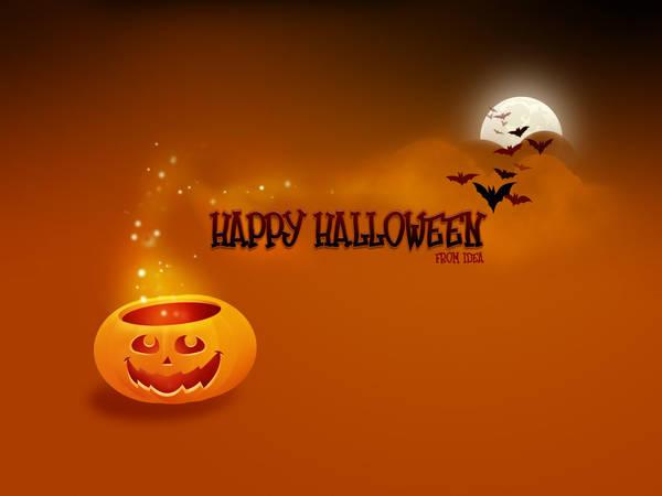 Happy Halloween by afovar