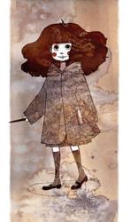 Hermione Granger by CosmicForest