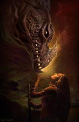 Baliarth Den by RavenMorgoth