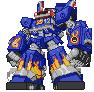 SRW style Megas XLR by MechaDeka