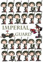 Imperial Guard by Kardalak
