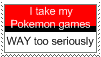 I take Pokemon too seriously by Chikoritas