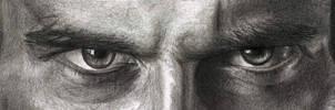 Mr Bohannon's Eyes by FaeryWing