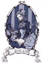 jane eyre by amyor94