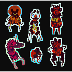 A few adoptables 3 by Cellusious