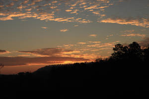 Sunrise Mountain by SunsetRising-Art