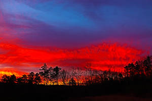 Christmas Morning Sunrise 2 by SunsetRising-Art