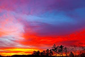 Merry Christmas Sunrise 4 by SunsetRising-Art