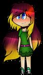 [GIFT[Monika by xXCloud-ButterflyXx
