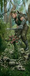 SR - Ork Naturalist by Jumpei