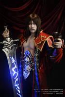 Lords Of Shadow 2 Dracula by keruuu