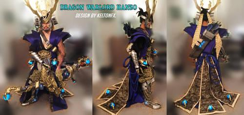Dragon Warlord Hanzo by keruuu
