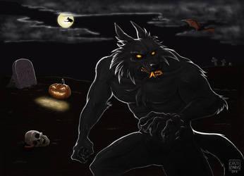 Full moon by CastiEmrys