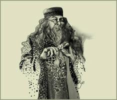 Albus Dumbledore by vijaster
