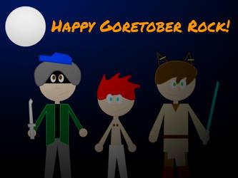 Goretober Rock! #31 by KirbyGuy87