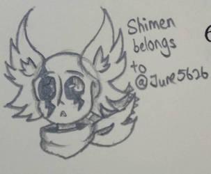 Shimen  by ClockTale