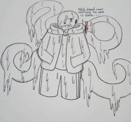 Nightmare [traditional] by ClockTale