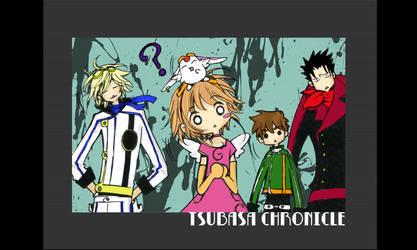 Tsubasa Chronicle - HUH? by kuhlair