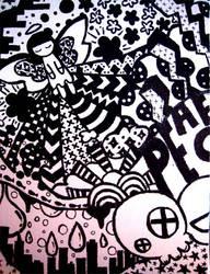 make peace, not war by kuhlair
