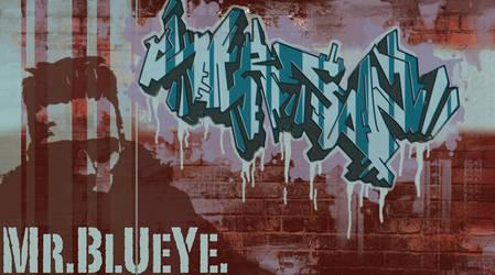 mr blueye2 by steefschenk