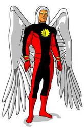 Screech Hawk Version 1 unmaskd by Ultramanzeta