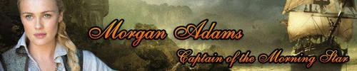 Morgan Adams by AylaCousland