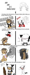The OC double Meme - filled by TheGreenFinch