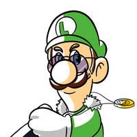 Luigicris by TheEnglishGent
