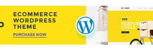 Ecoshop Wordpressbannerad by webduckdesign