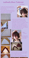 Tutorial LeChat's Ears by MikiyoOo by MikiyoOo