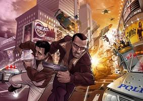 Grand Theft Awesome IV by PatrickBrown
