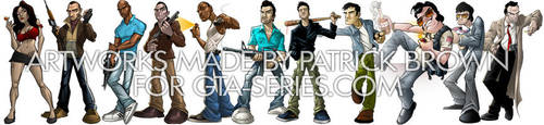 GTA with the lot.. by PatrickBrown