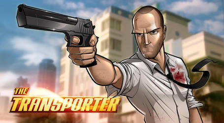 The Transporter by PatrickBrown