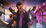Vice City Vibes by PatrickBrown