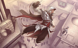 Assassins Creed II by PatrickBrown
