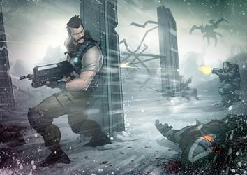 Killzone 3 by PatrickBrown