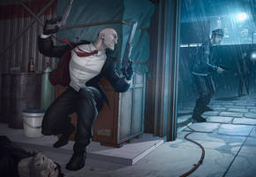 Hitman Absolution by PatrickBrown