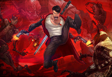 Devil May Cry by PatrickBrown