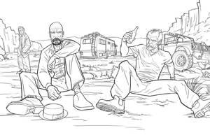 GTA V - Trevor Moment by PatrickBrown