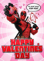 Happy Valentine's Day by PatrickBrown
