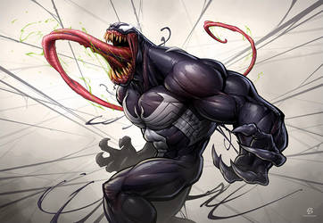 VENOM by PatrickBrown