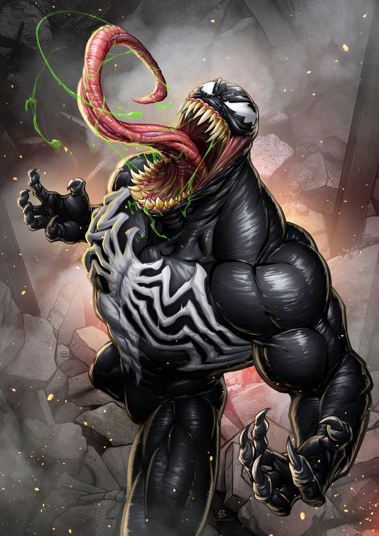 Venom by PatrickBrown